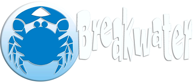 Brixham Breakwater Mobile Logo